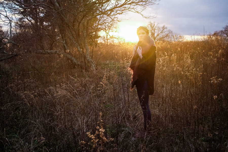 sun-flare-model-field-trees-nj-wedding-photographer-ashley-jensen-duke-farms-greenhouse