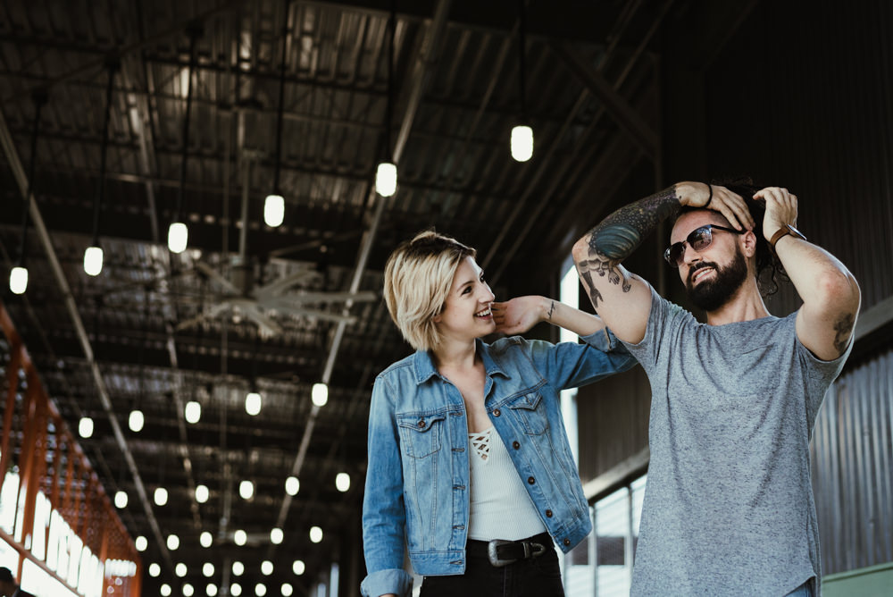 cute-young-fun-couple-free-people-forever-21-urban-outfitters-ponce-city-market-beltline-kelly-baysinger-adam-tuminaro-atlanta-georgia-wedding-photographer